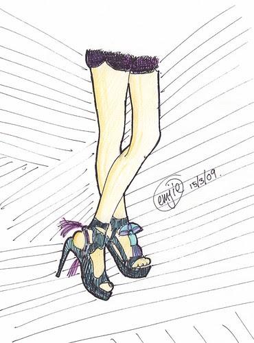 Legs & Shoes