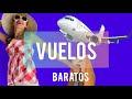 VUELOS BARATOS ( Nacionales e Internacional )#vuelosbaratos