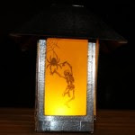 Side 2 - Lantern at night