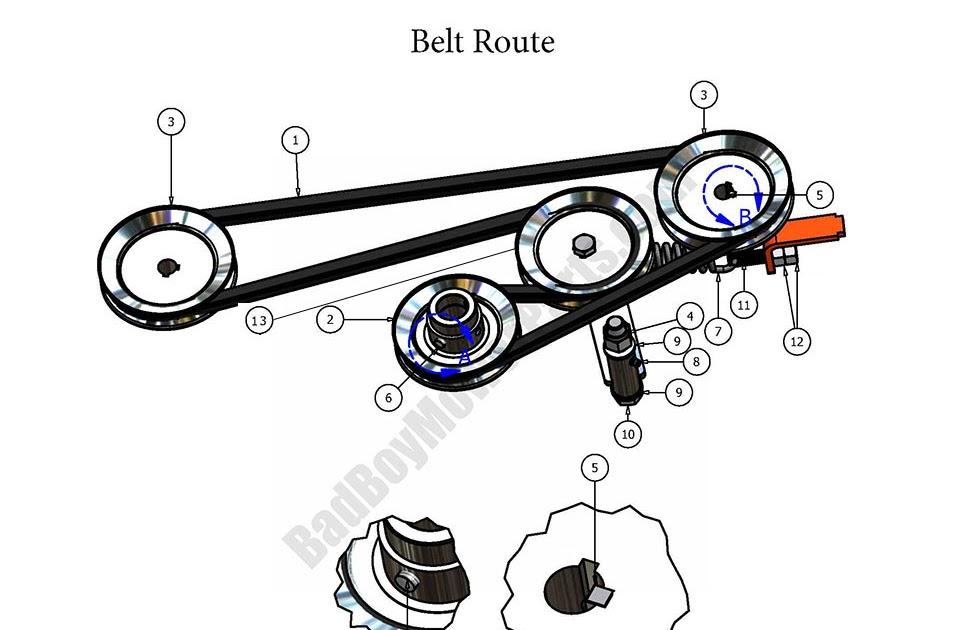 bad boy wiring diagram 2012 32 bad boy mower belt diagram wiring diagram list  32 bad boy mower belt diagram wiring