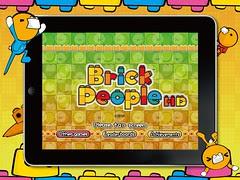 Brick People - iPad