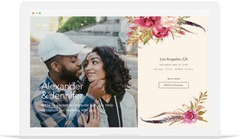Joy   Best Wedding Websites   Free Wedding Website
