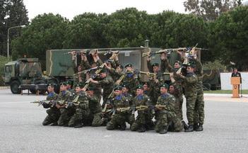 Τίμησαν τον «προστάτη» της 32ης Ταξιαρχίας Π/Ν