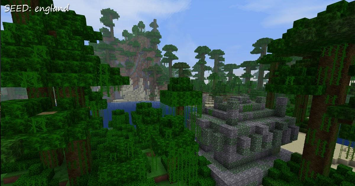 Minecraft Seed Village Jungle - Muat Turun e
