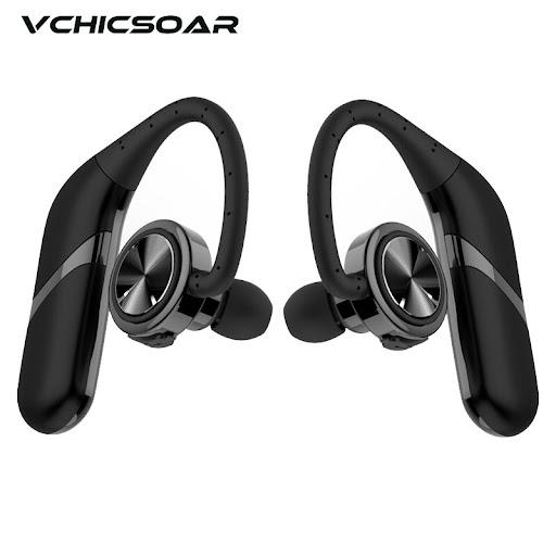 b6d636ce977 ☸ Do It Yourself Vchicsoar X1 TWS Twins True Wireless Earphones Bluetooth  Headphones IPX6 Waterproof Stereo Earbuds Headset with Bluetooth V4.2 ...