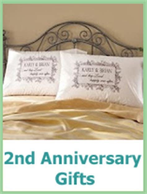 Traditional Anniversary Gifts   Ideas From Your 1st To