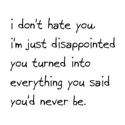 Let Down Quote Quote Number 680971 Picture Quotes