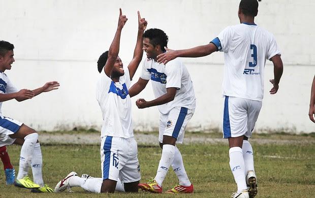 São José Grêmio Osasco Série A2 comemoração (Foto: Fábio Rubinato/ AGF)