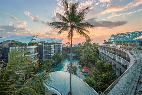 Le Meridien Bali Jimbaran: Best Rooftop Sunset