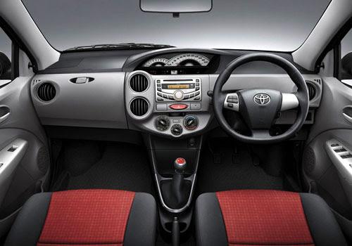 Toyota Etios Central Control