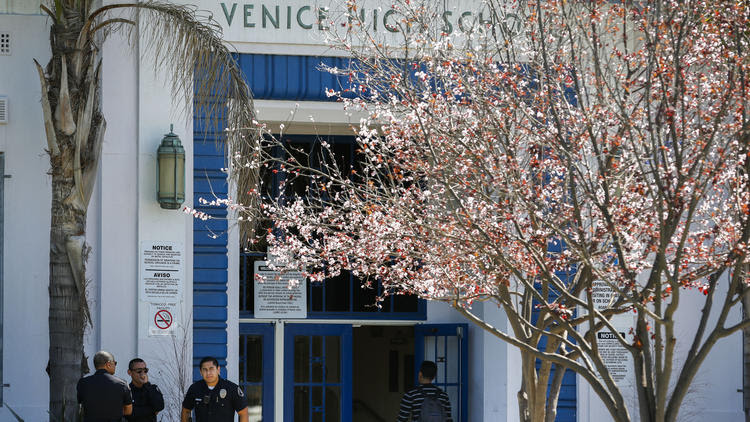 Venice High arrests