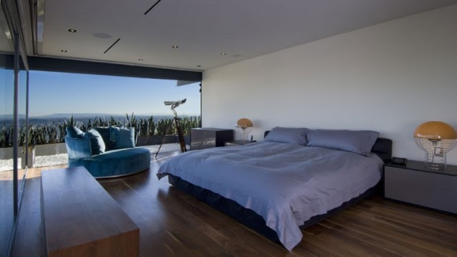 Beautiful Home Design in Hollywood Hills   Home Interior and ...