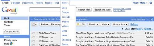 gmail new nav