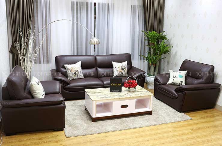 Sofa bán sẵn mã NTX711