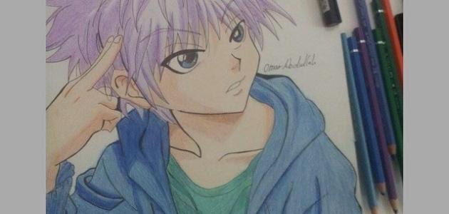رسم انمي اولاد سهل Makusia Images