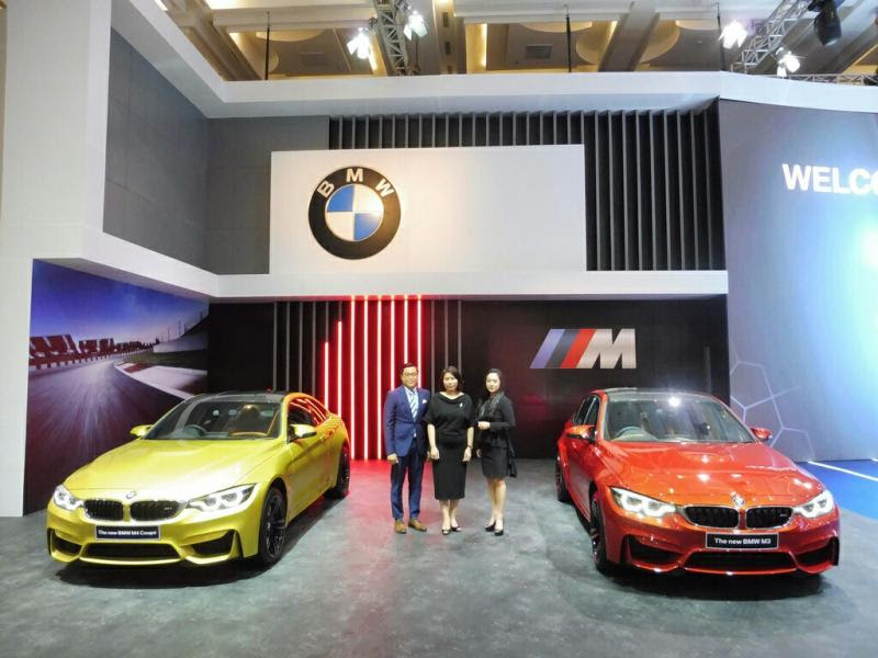 BMW M4 Coupe Edition M Owners Club Indonesia Dijual Sangat ...