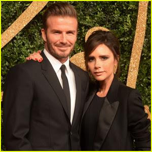 David & Victoria Beckham Celebrate Their Anniversary With Throwback Photos!