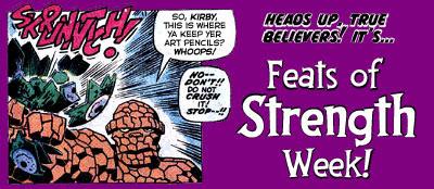 Feats of Strength Week Banner