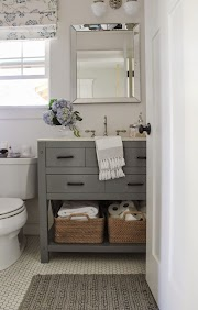 Trends For Bathroom Vanities With Shelf On Bottom pictures