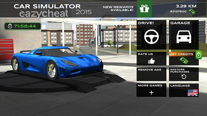 Extreme Car Driving Simulator v4.09 Cheats