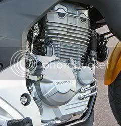 CB 300R motor