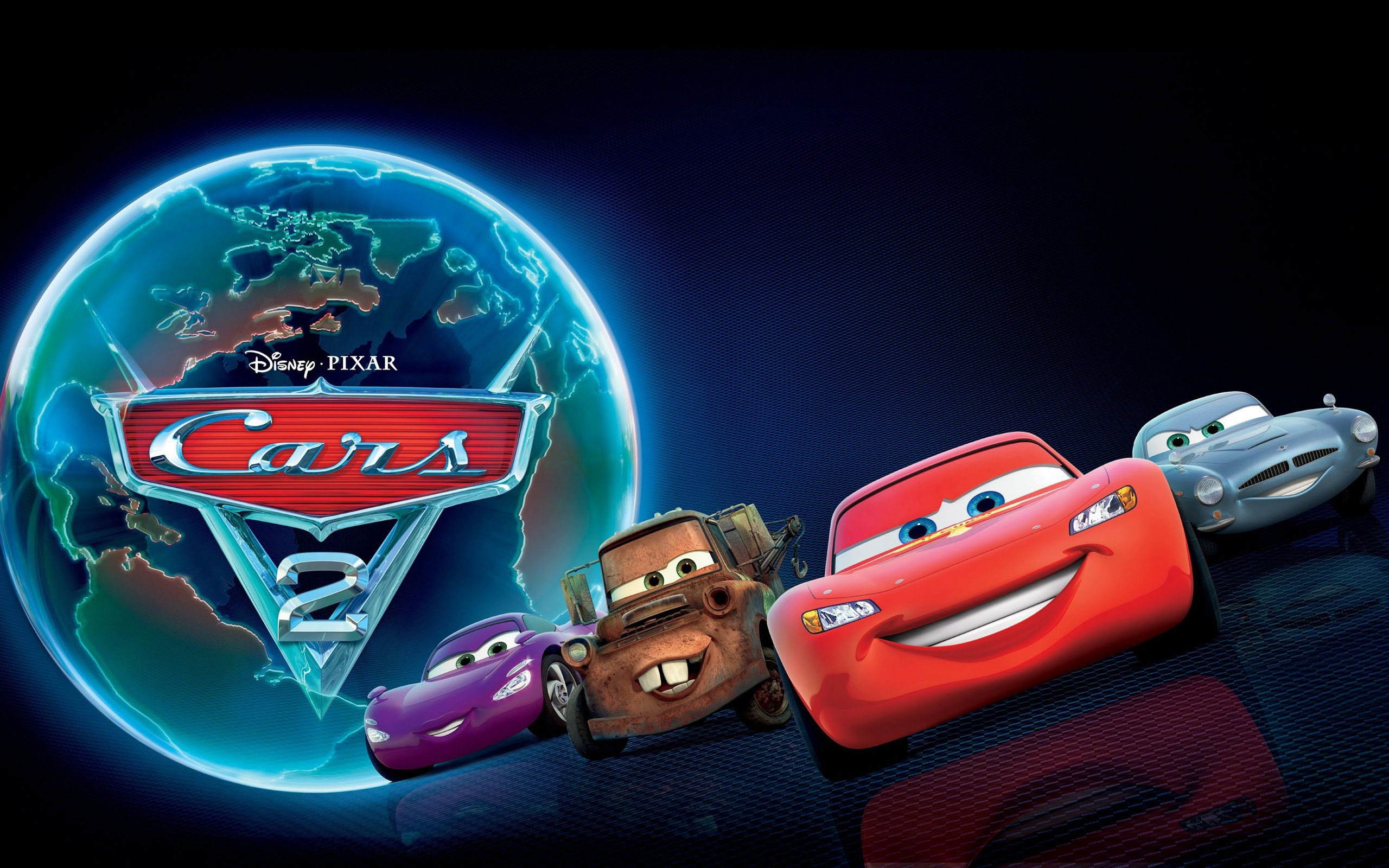 Cars 3 HD Wallpapers