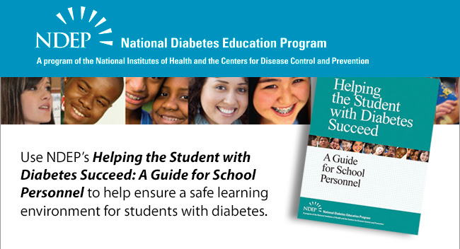 School Guide NDEP Diabetes