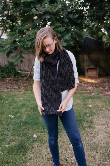 Half Double Preciosa Scarf - Free Crochet Pattern