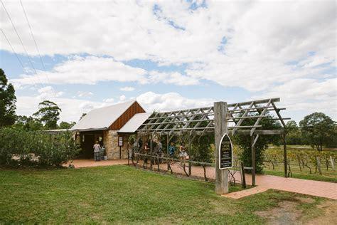 Peppers Creek Chapel & Barrel Room Hunter Valley