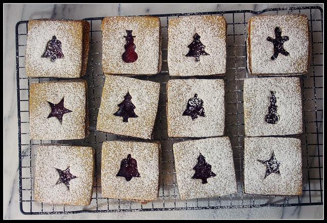 Linzer Cookies 2013