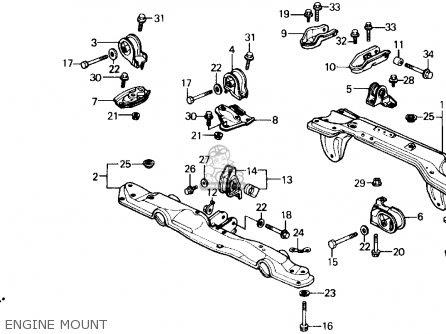 1990 Honda Civic Distributor Diagram Gota Wiring Diagram