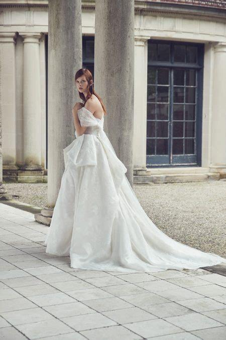 Monique Lhuillier Bridal Fall 2019 Wedding Dresses