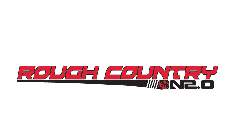 Decal Rough Country Logo