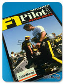 Libro  Model Factory Hiro - Joe Honda F1 Pilot Series: Ayrton Senna