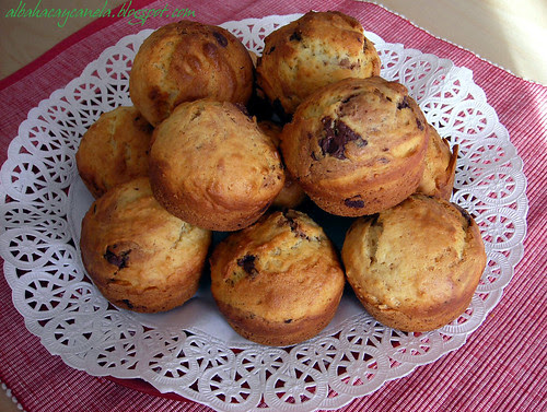 Muffins two flavours