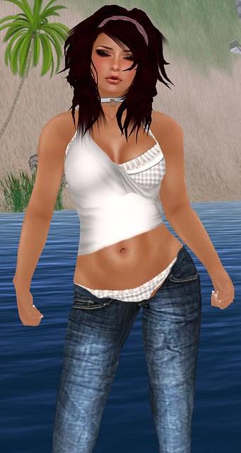 55L Thursday TrendStyle sweet girl White September 30 2010