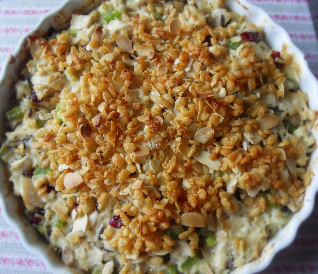 Crispy Chicken Casserole