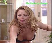 Rita Guedes sensual na novela Uga uga