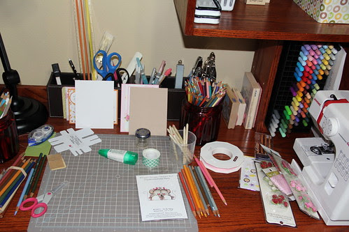 What's on Your Workdesk? Wednesday 135