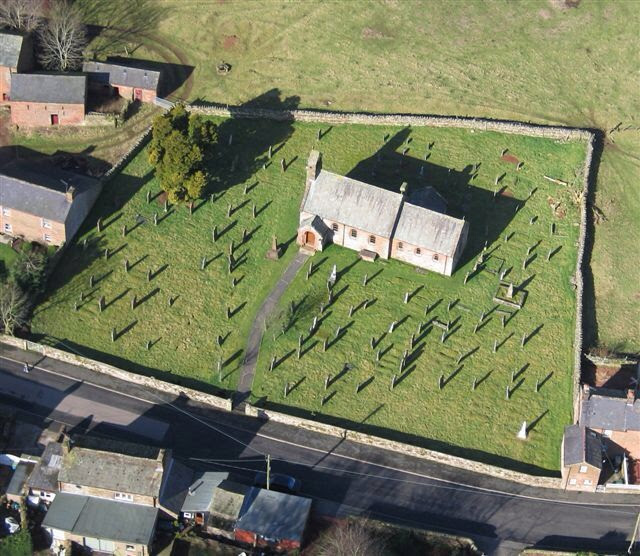The Grange, and the vampire graves