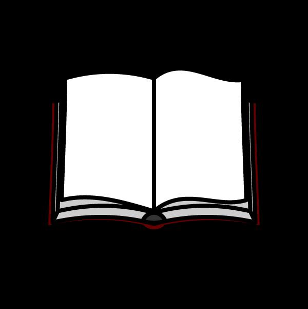 かわいい本の無料イラスト商用フリー オイデ43