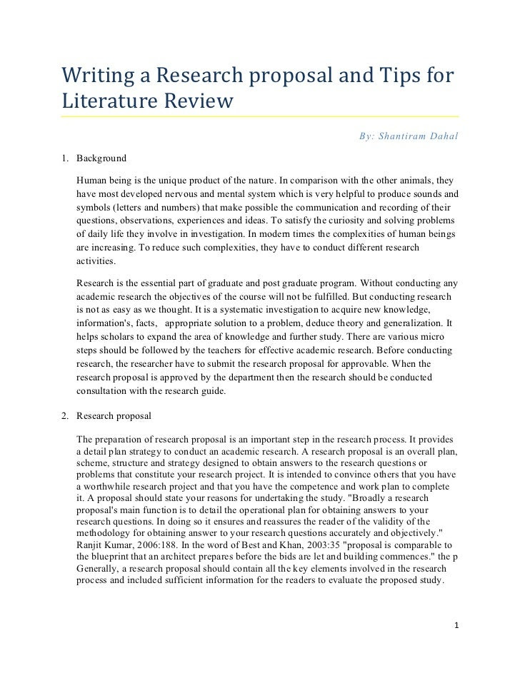 how to write research paper in english literature