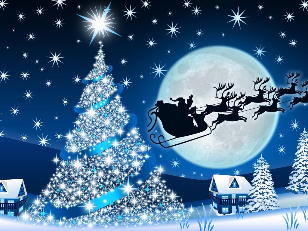 クリスマス壁紙 みどろ便り