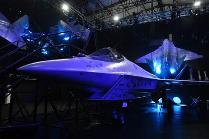 В России рассказали о «впаривании» устаревающего Су-75