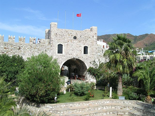 Dosya:Marmaris Castle.jpg