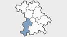 Region Schwaben in Bayern   Bild: BR