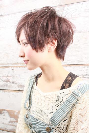 ショートヘアの乾かし方とスタイリング方法【ゆるっとふわっと  - ショートヘア スタイリング方法