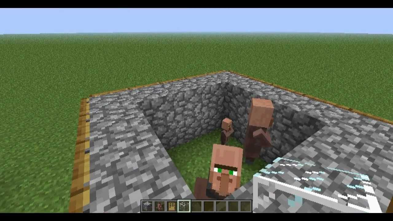 Minecraft Villager How To Breed - Ceria Bulat u