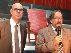 Jean Lermite et Philippe Bach - Trophée de la Piscine 2008
