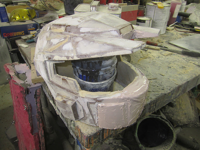 Mk5 Bondo Progress